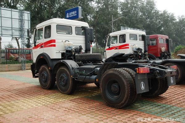 6x2车型牵动运输市场