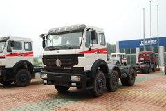 北奔 NG80重卡 336马力 6X2 牵引车(ND4243L25J) 卡车图片