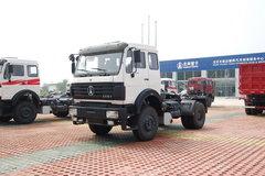 北奔 NG80重卡 300马力 4X2 牵引车(ND4187A38J) 卡车图片
