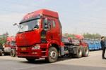 一汽解放 J6P重卡 领航版复合型 460马力 6X4牵引车(CA4250P66K24T1A1E5)