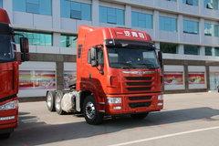 青岛解放 天V重卡 420马力 6X4牵引车(CA4256P2K2T1E5A80) 卡车图片