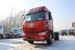 一汽解放 J6M重卡 320马力 4X2牵引车(CA4180P63K1A1E5) 卡车图片