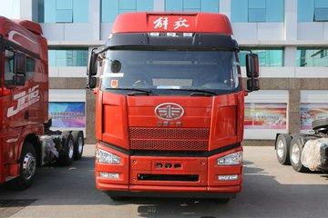 一汽解放 J6P重卡 460马力 6X2牵引车(CA4250P66K24T3E5)