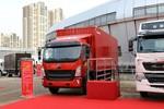 中国重汽HOWO G5X中卡 220马力 6.75米排半厢式轻卡(国六)(ZZ5187XXYK521DF1)图片