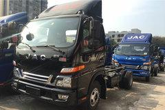 江淮 骏铃V6 152马力 4.2米单排厢式轻卡底盘(HFC5043XXYP71K1C2V) 卡车图片