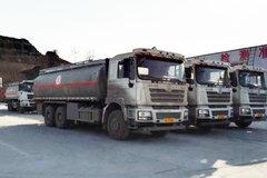 陕汽重卡 德龙F3000 270马力 6X4 油罐车(SX5256GYYDN434)