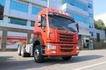 青岛解放 悍V准重卡 375马力 6X4牵引车(CA4256P1K2T1E5A80)