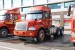 一汽柳特 安捷(L5R)重卡 轻量化 350马力 6X4长头牵引车(CA4255K2E5R5T1A92)