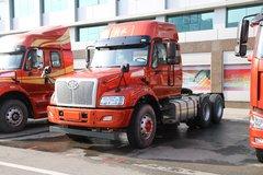 一汽柳特 安捷(L5R)重卡 轻量化 350马力 6X4长头牵引车(CA4255K2E5R5T1A92) 卡车图片