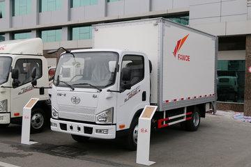 解放 J6F 120马力 4.21米单排厢式轻卡(CA5041XXYP40K2L1E5A84-3)