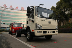 解放 J6F 重载版 165马力 4.21米单排栏板轻卡底盘(CA1044P40K2L1E5A84) 卡车图片