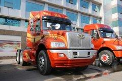 一汽柳特 安捷(L5R)重卡 420马力 6X4长头牵引车(CA4255K2E5R5T1A92) 卡车图片