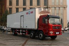 陕汽商用车 轩德x6  210马力 4X2 8.6米冷藏车(SX5254XLCGP4)