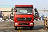 陕汽重卡 德龙L3000 200马力 4X2 6.75米排半栏板载货车(SX1180LA12)