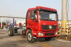 陕汽重卡 德龙L3000 185马力 4X2 6.8米排半载货车底盘(SX5180CCYLA12)