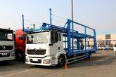 陕汽重卡 德龙新M3000 300马力 4x2中置轴轿运车(SX5188TCLMN701)
