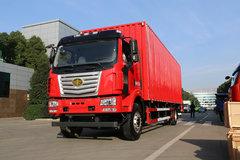 一汽柳特 金陆中卡 220马力 4X2 9.6米厢式载货车(LZT5180XXYPK2E5L10A95) 卡车图片