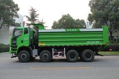 一汽解放 J6P重卡 350马力 8X4 6米自卸车(CA3310P66K24L1T4E5) 卡车图片
