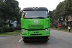 一汽解放 J6P重卡 420马力 8X4 8米自卸车(CA3310P66K24L6T4AE5)