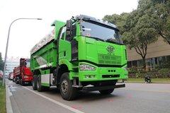 一汽解放 J6P重卡 350马力 6X4 5.6米渣土自卸车(10挡)(CA3250P66K2L1T1AE5)