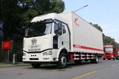 一汽解放 J6M重卡 280马力 4X2 9.4米厢式载货车(CA5160XXYP63K1L9E5) 卡车图片