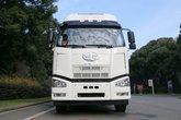一汽解放 J6M重卡 标载型 280马力 8X2 9.5米仓栅式载货车(CA5310CCYP63K1L6T10E5)