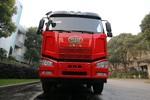 一汽解放 J6M重卡 320马力 8X4自卸车底盘(CA3310P63K1L2BT4E5)图片