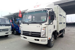 凯马 凯捷 143马力 3.83米排半仓栅式轻卡(KMC5046CCYA33P5) 卡车图片