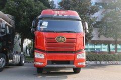 一汽解放 新J6P重卡 高原版 500马力 6X4牵引车(CA4250P66K25T1A1E5) 卡车图片