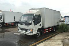 江淮 康铃M1 95马力 4.2米单排厢式轻卡(HFC5041XXYP93K5C2) 卡车图片