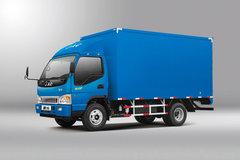 江淮 康铃H5 95马力 4.2米单排厢式轻卡(HFC5045XXYP82K1C2) 卡车图片