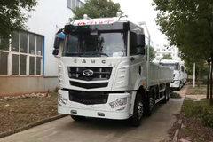 华菱 汉马 345马力 8X4 9.6米栏板载货车(HN1310X34D6M5) 卡车图片