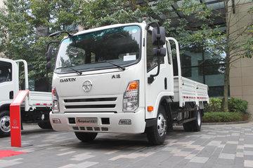 大运 奥普力 129马力 4X2 3.85米平板自卸车(CGC3040HDD33E)