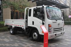 大运 奥普力 116马力 4X2 3.85米平板自卸车(CGC3040HDD33E)
