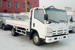 庆铃 五十铃K600 120马力 4.205米单排栏板轻卡(QL1043A1HA) 卡车图片