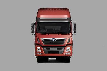 中国重汽 豪曼H5中卡 180马力 4X2 7.75米厢式载货车(10挡变速箱)(ZZ5168XXYG10EB0)