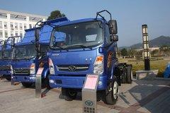 中国重汽 豪曼 130马力 4X4 3500轴距自卸车底盘(ZZ3048E3524D143H) 卡车图片