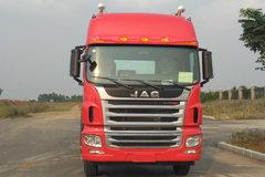 江淮 格尔发A5W重卡 270马力 6X2 9.6米仓栅式载货车底盘(HFC5251CCYP1K3D54S3V) 卡车图片