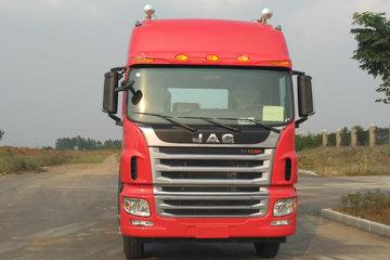 江淮 格尔发A5W重卡 标载版 400马力 8X4 9.5米仓栅式载货车(HFC5311CCYP1K6H45S2V)