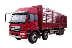 徐工 Z系重卡 310马力 8X4 9.5米仓栅载货车(NXG5310CCY4) 卡车图片