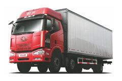 一汽解放 J6M重卡 高效型 280马力 6X2 9.5米厢式载货车(CA5200XXYP63K1L6T3E5) 卡车图片