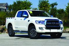 中兴 领主 2020款 2.5T柴油 150马力 两驱 标双排皮卡(国六)