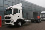 中国重汽 HOWO T5G重卡 310马力 6X2 载货车底盘(ZZ1267N683GE1)
