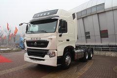 中国重汽 HOWO T6G重卡 380马力 6X4牵引车(ZZ4257N324WE1) 卡车图片