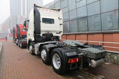 中国重汽 HOWO T7H重卡 440马力 6X2牵引车(中桥提升)(ZZ4257V26FHE1B)