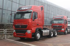 中国重汽 HOWO T7H重卡 540马力 6X4牵引车(自动挡)(ZZ4257W324HE1B) 卡车图片