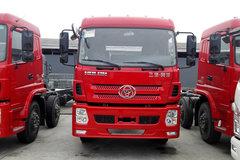 三环十通 昊龙 180马力 4X2 7.6米排半翼开启厢式载货车(STQ5182XYKN5)