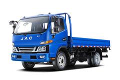 江淮 骏铃V5 120马力 4.2米单排栏板载货车(HFC1045P92K1C2V-1) 卡车图片