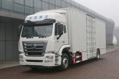 中国重汽 豪瀚J5G重卡 280马力 4X2 9.55米厢式载货车(ZZ5185XXYN7113E1H) 卡车图片