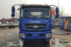 唐骏欧铃T6系列 160马力 6.2米排半栏板载货车(ZB1230DPQ2F) 卡车图片